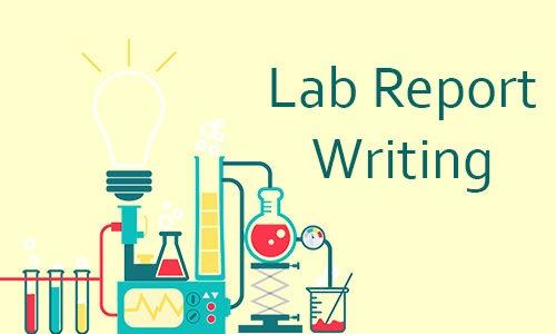 lab report怎么写