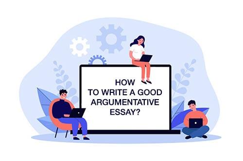 argumentative essay怎么写